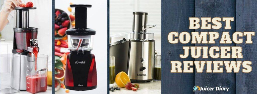 best compact juicer reviews