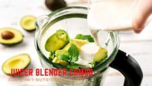 best juicer blender combo